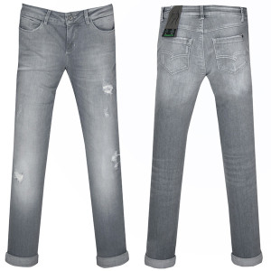 Street One Jane Jeans greyused