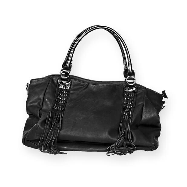 Schwarze Handtasche von Silva Rosa