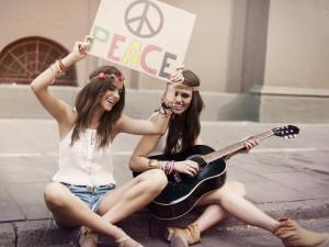 Hippie-Look