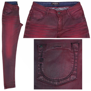 BlueFire Tyra Jeans glazed-red