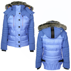 Wellensteyn Stargate Lady Jacke skyblue