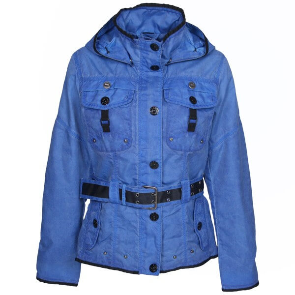 Winterjacken damen 2015 blau