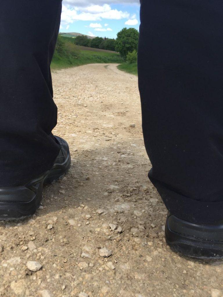 Die perfekte Hose für den Jakobsweg