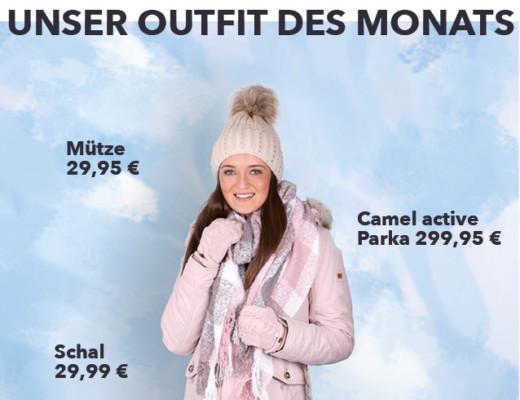 Winterlook - Outfit des Monats