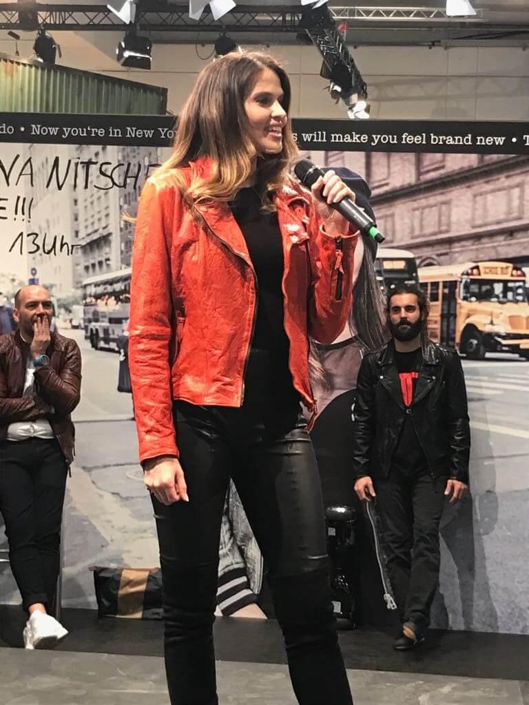 Besuch auf der Fashionweek 2017 in Berlin