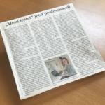Die Bloggerin Monika Ertl alias Vorstadtleben kommt aus Hildesheim