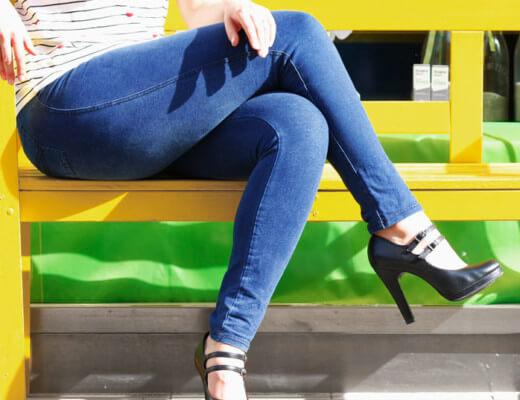 Leggings, Treggings oder Jeggings - Wo liegt der Unterschied?