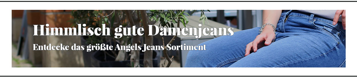 Angels Jeans für Damen auf HoseOnline kaufen