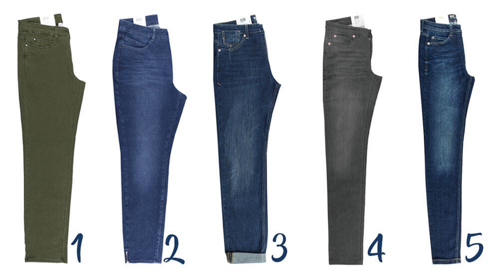 Die MAC Jeans Topseller im Herbst/Winter 2017
