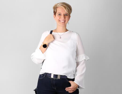 So trägt ihr die lässigen Mom-Jeans!
