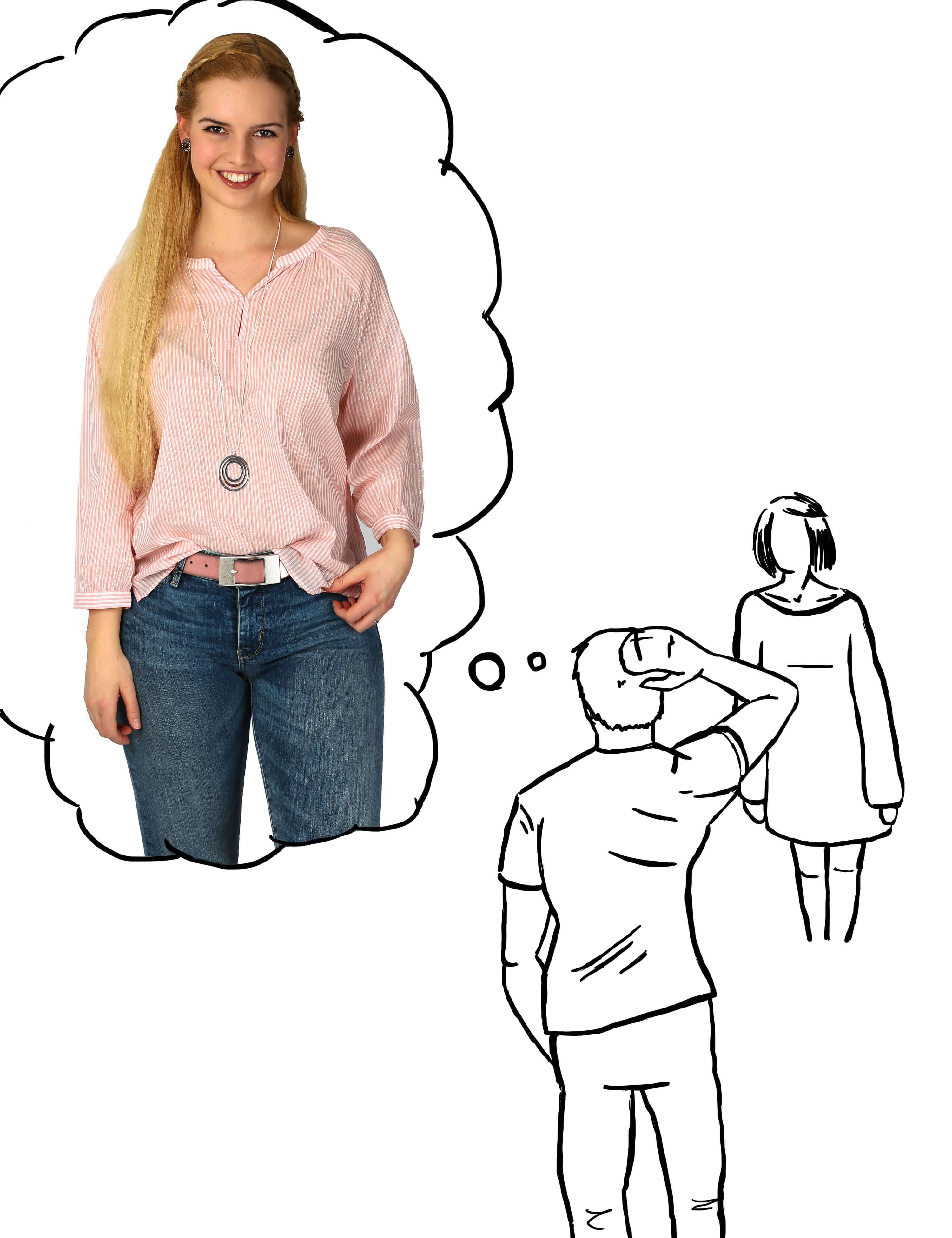 Das wünschen sich Männer beim weiblichen Look