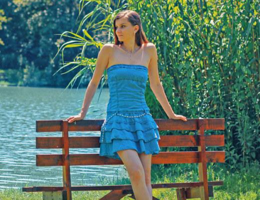 Bei welchen Anlässen eignen sich Jeanskleider?