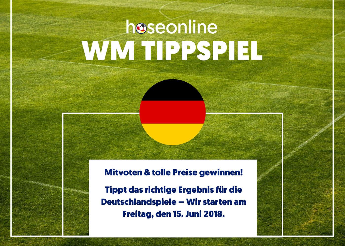 Das WM Tippspiel 2018