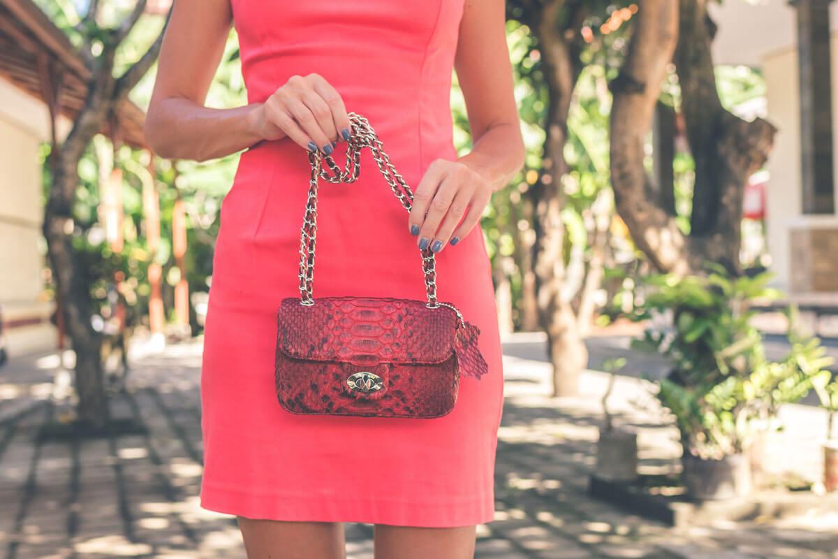 Welche Handtasche passt zu welchem Look?