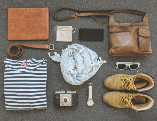 Der Pack-Guide für den Urlaub
