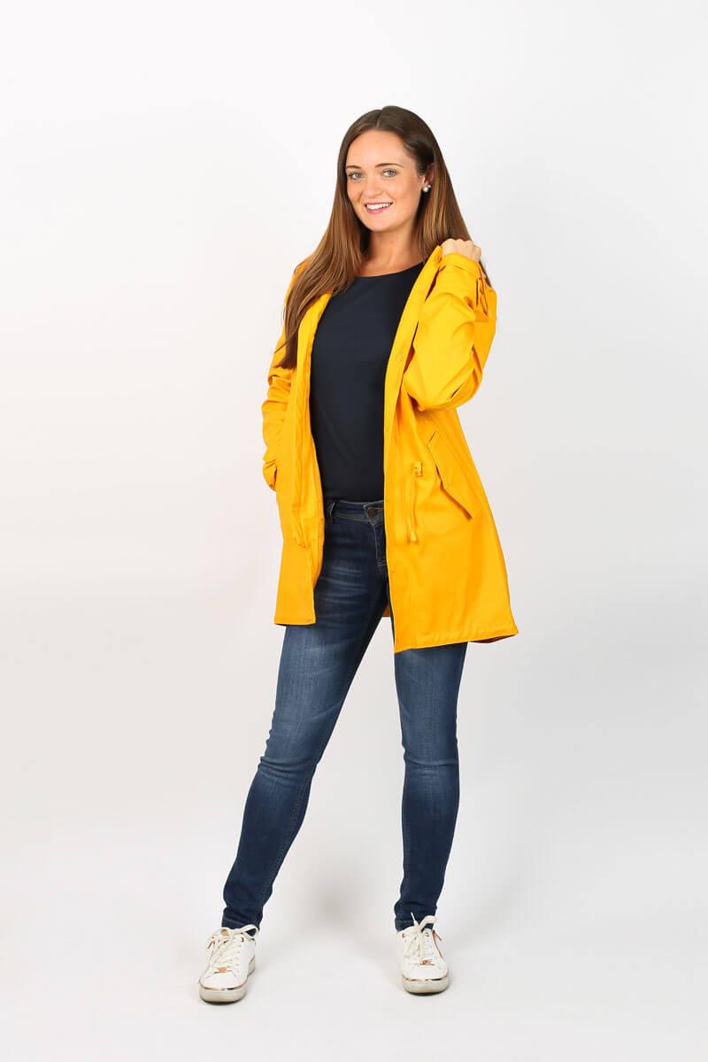 Herbst Regen Outfit