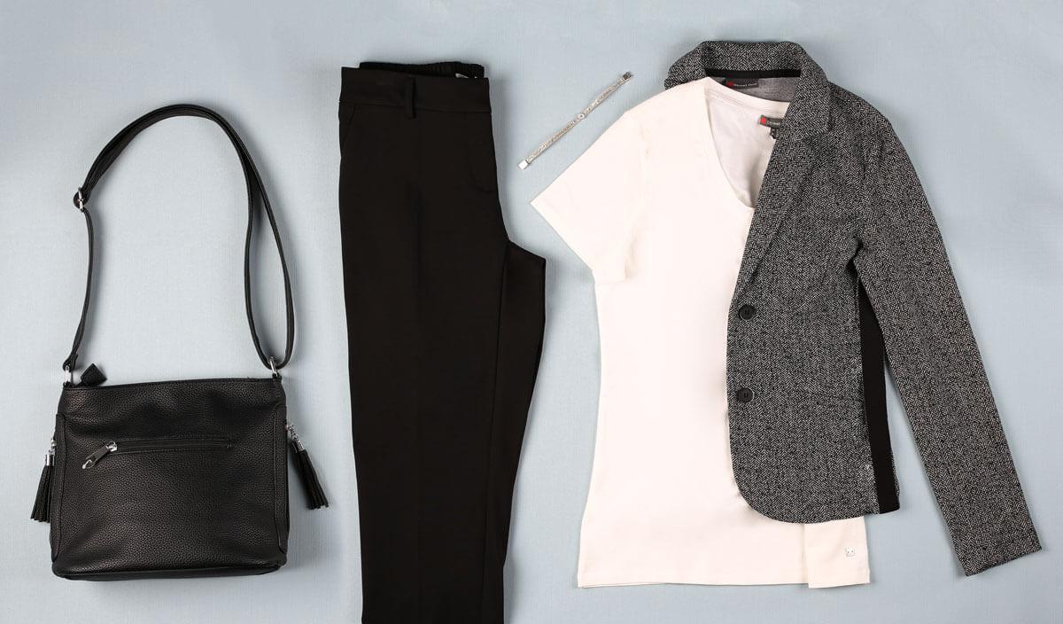 Büro Outfit