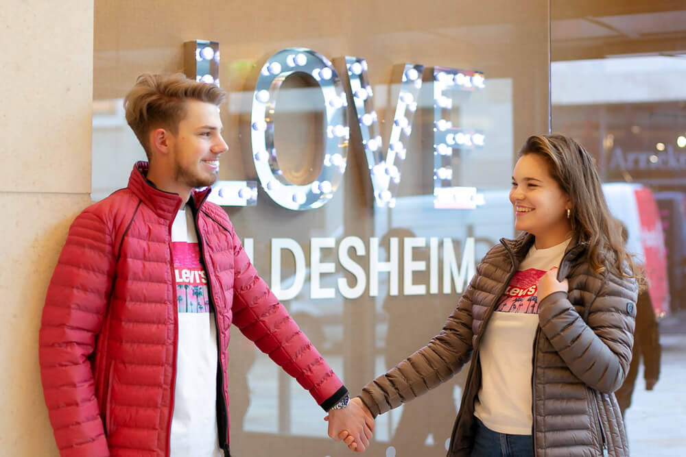 Mode Valentinstag Partnerlook