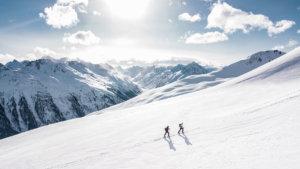 Osterurlaub Ski