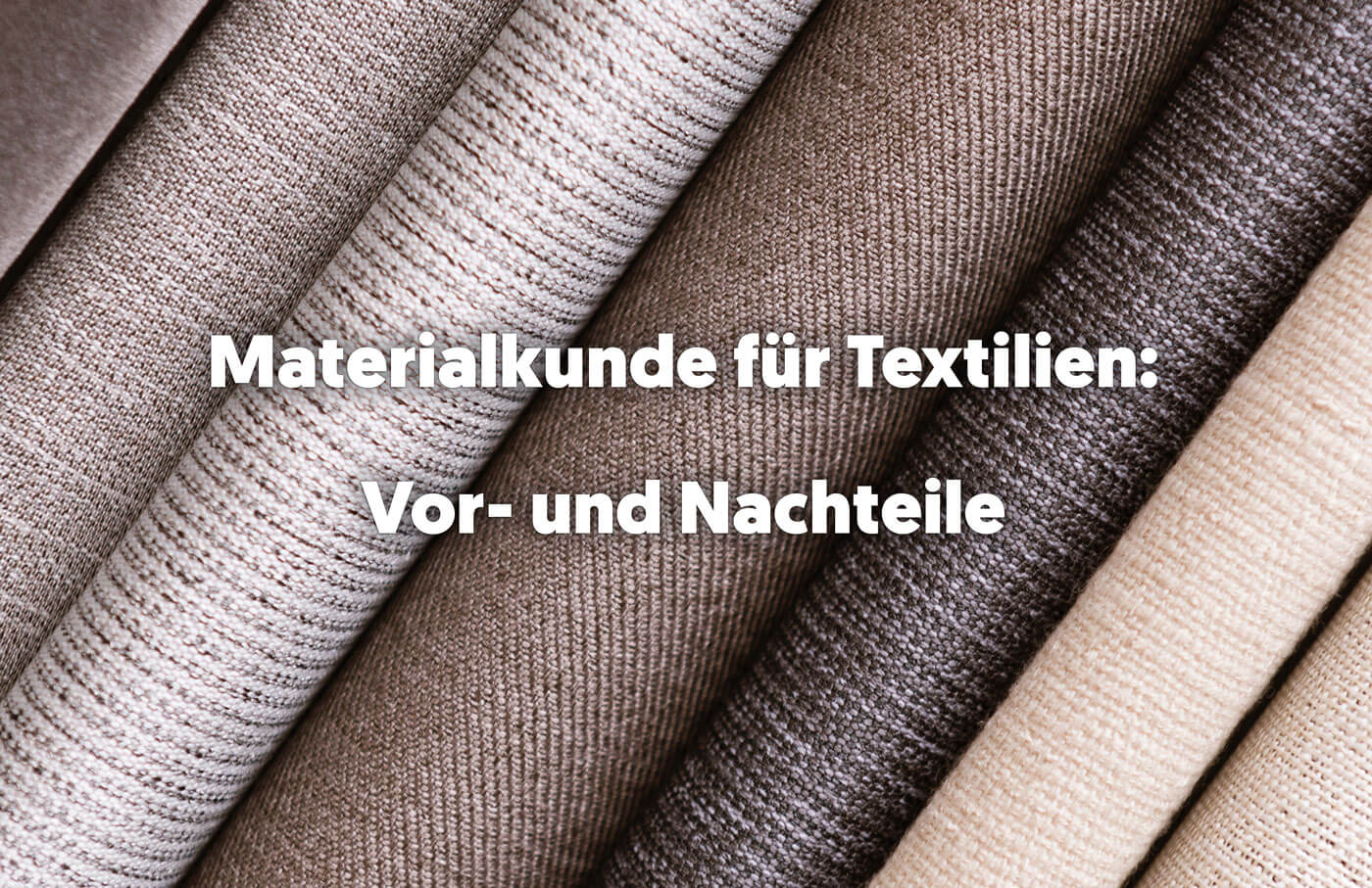 materialkunde fuer textilien