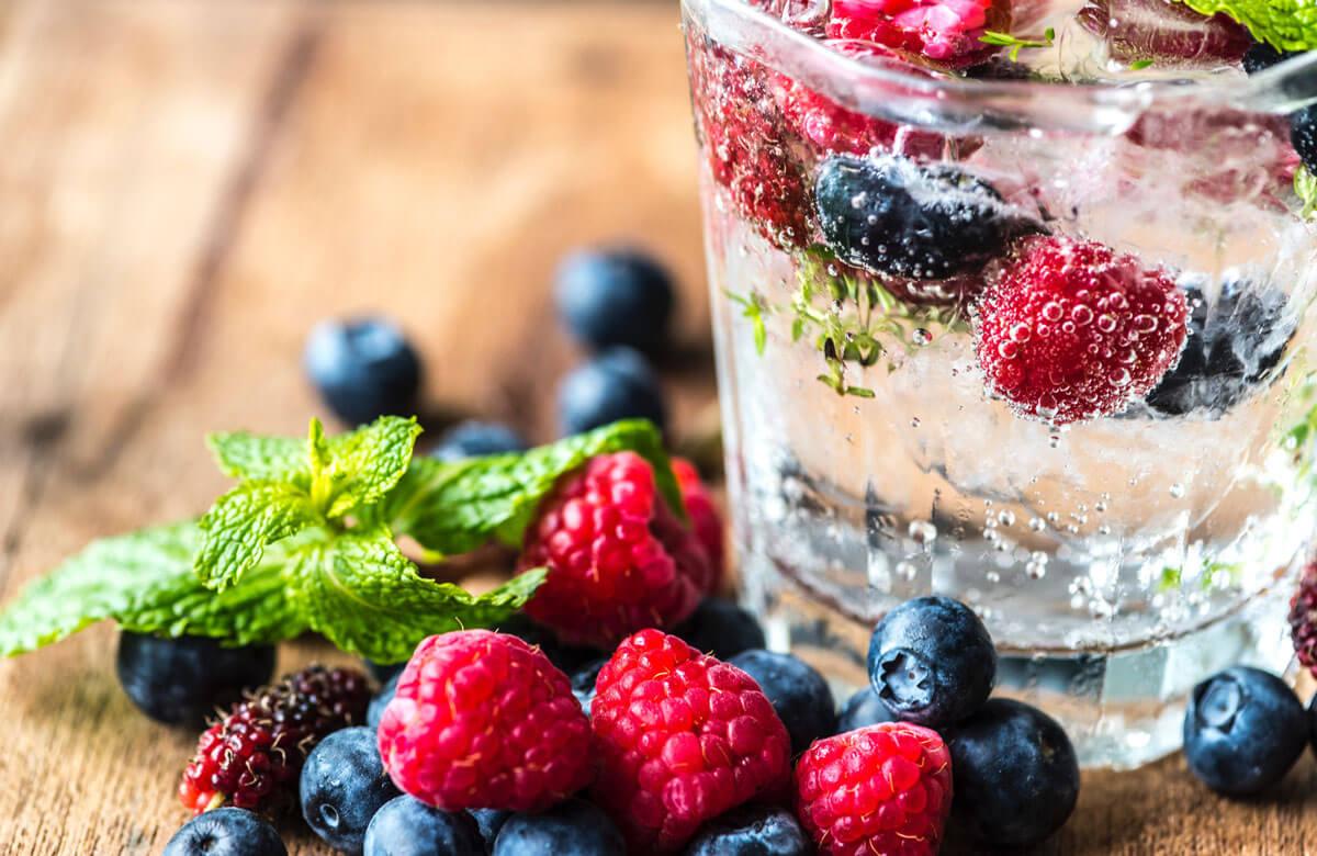 Gesunde Ernährung im Sommer