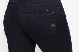 Jeans Gesäßtaschen