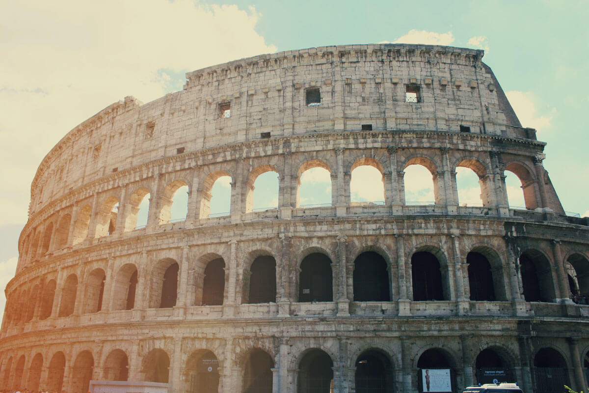 Urlaubstrend Italien - Rom