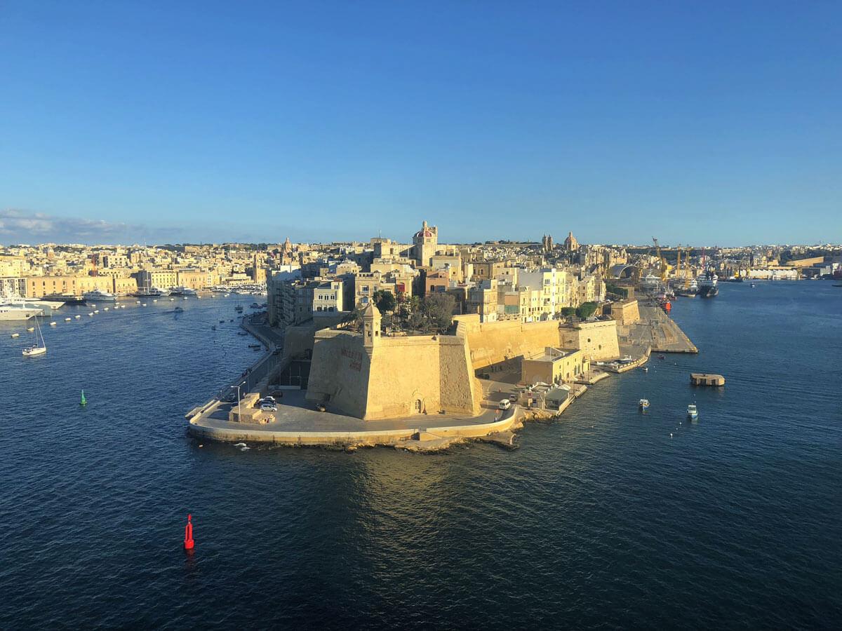 Valletta auf Malta