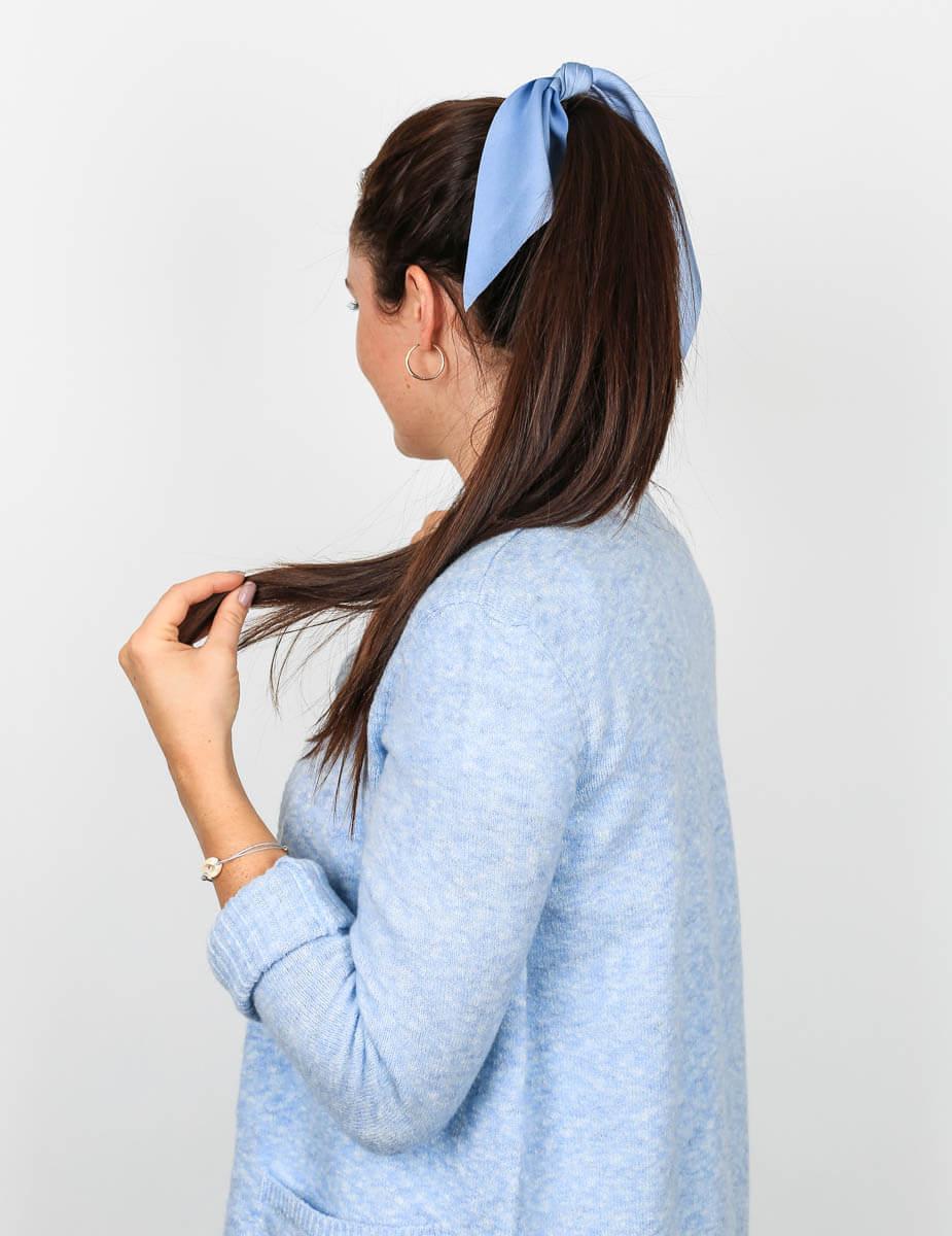 Crunchy Hair Band Trend Accessoire