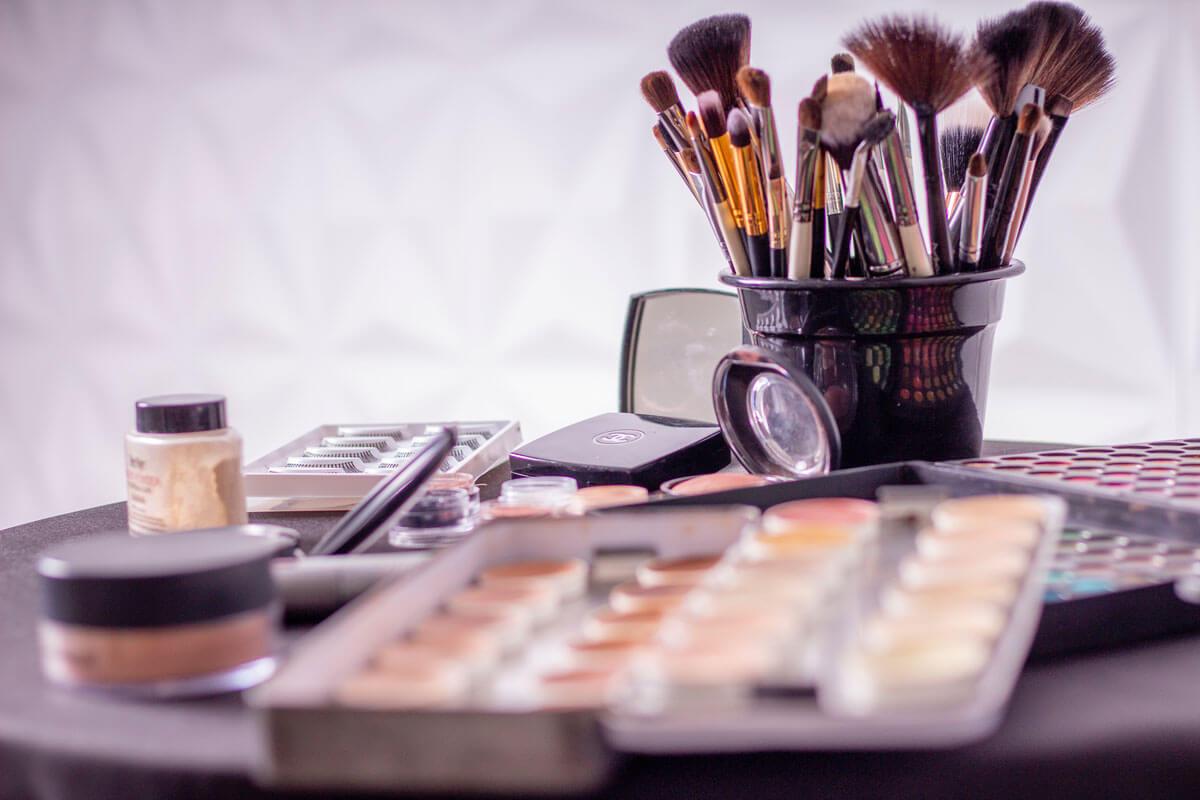 Schnelle Make-Up-Tipps