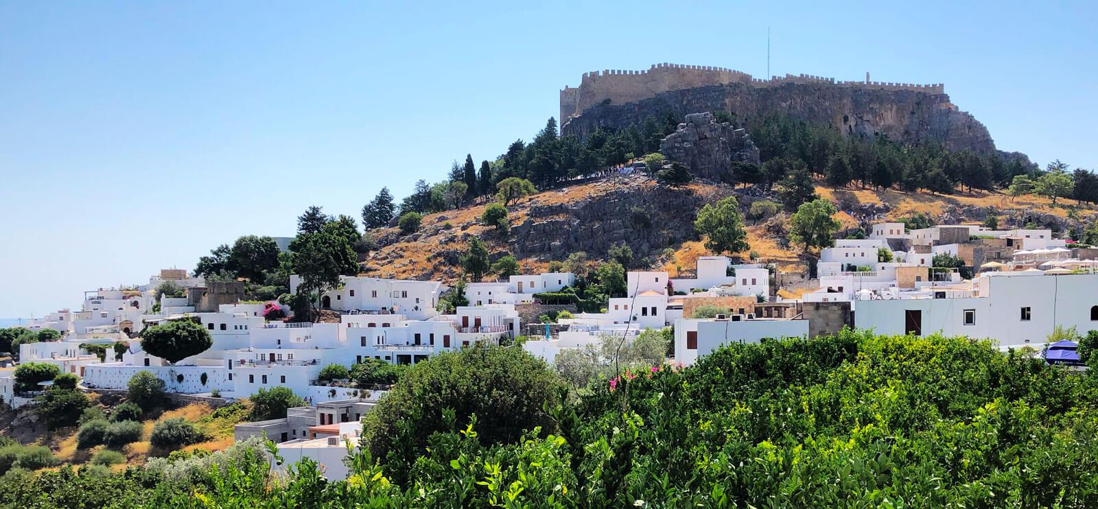 Ausspannen in Griechenland