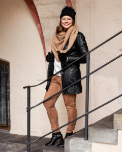 Schwarze Mode-Must-haves