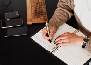 Bullet Journal Planungssystem