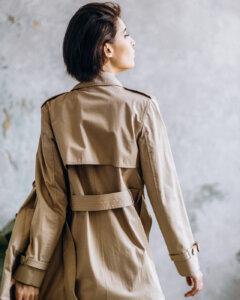 Mode-Klassiker Trenchcoat