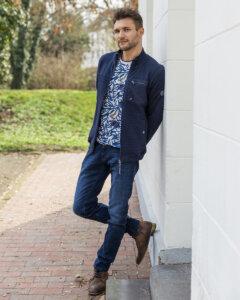 Casual stylen Herren Outfit
