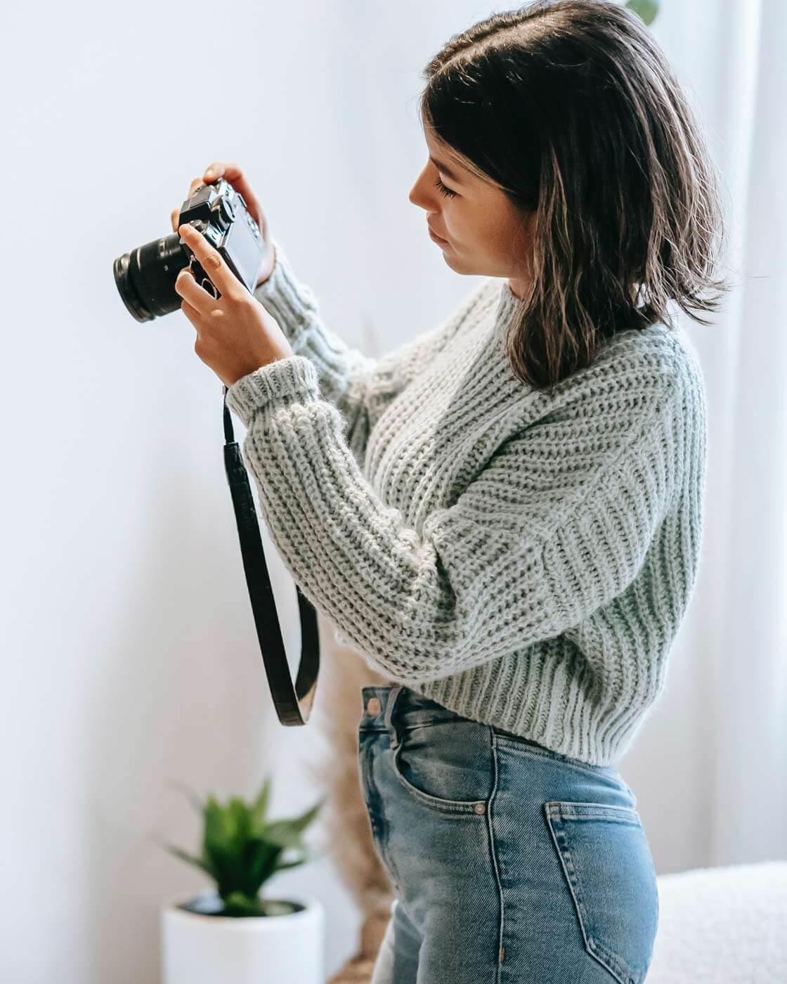 Modeblog Instagram starten