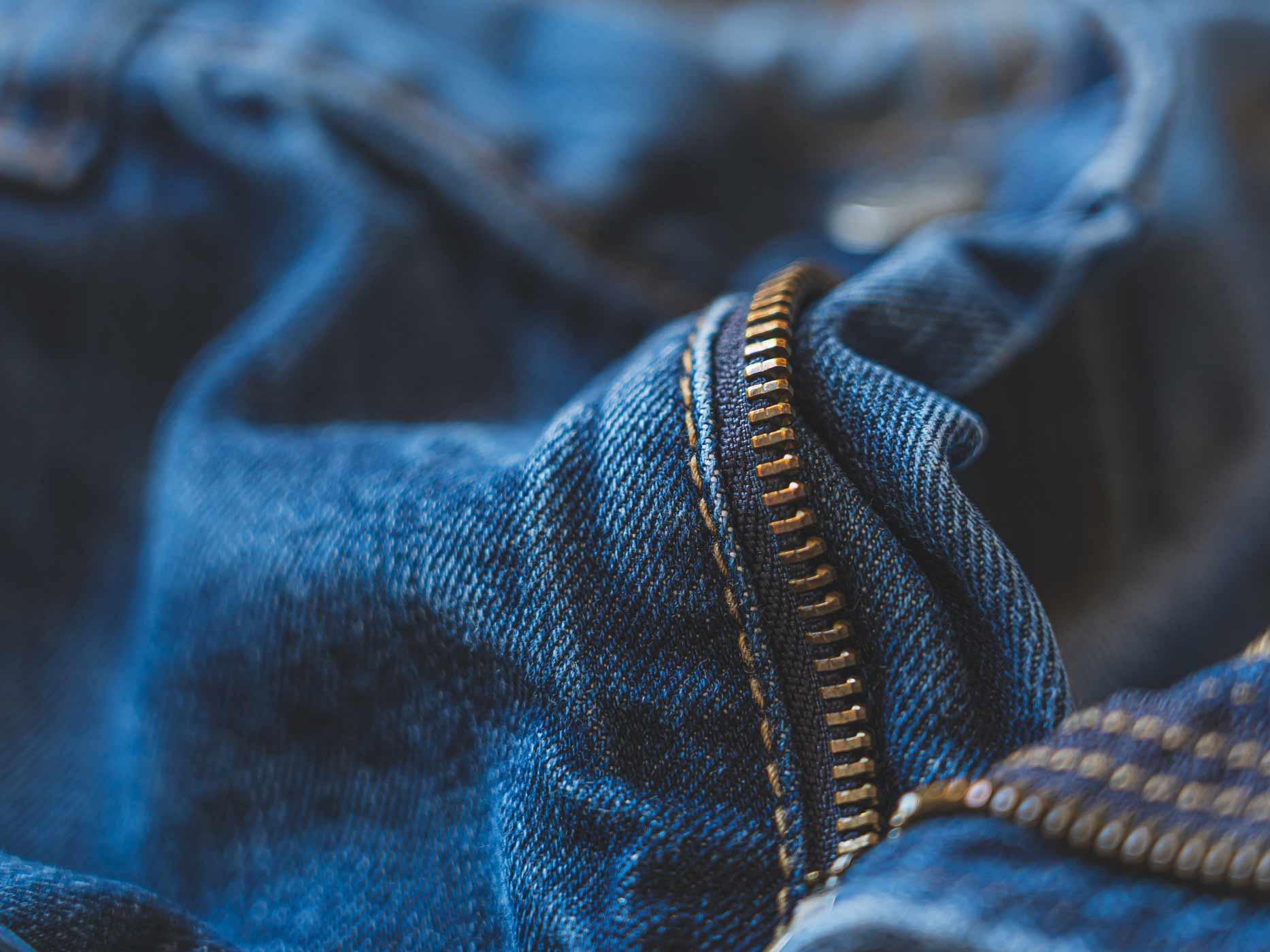 Jeans Dekoration