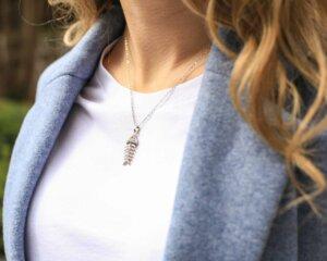 Damen Accessoire Halskette