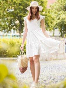 Damen Kleid A-Linie