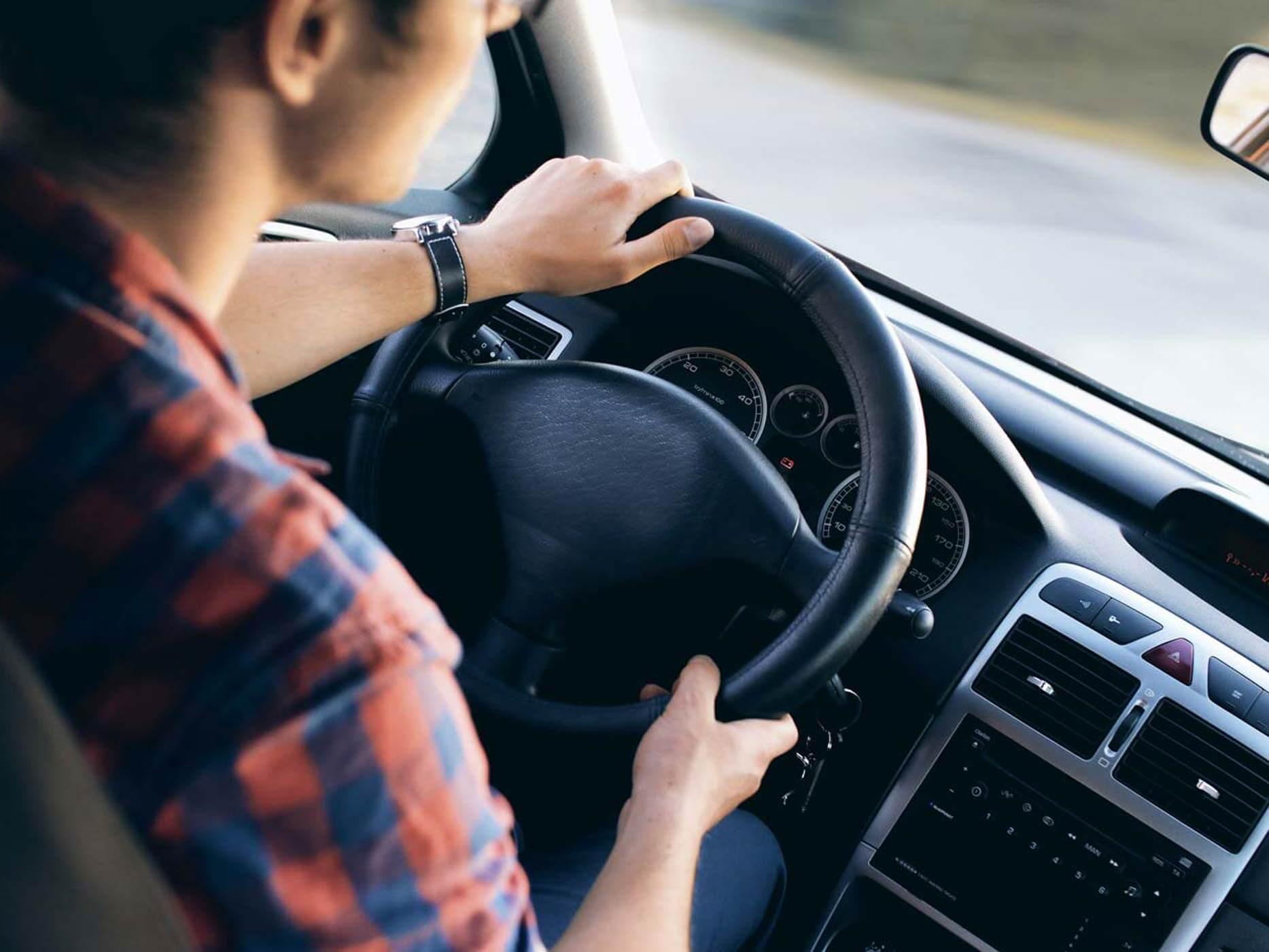Entspannte Anreise Auto