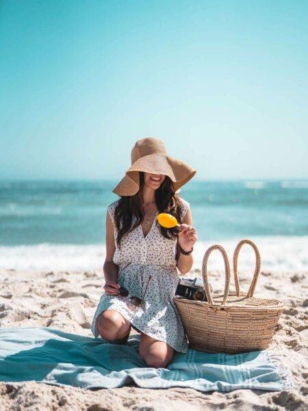 Sommerkleidung Hitze