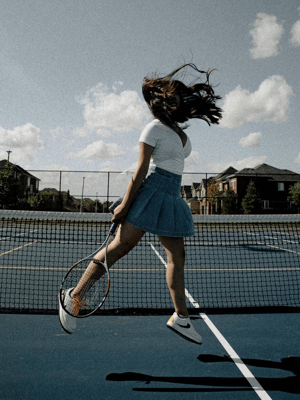 Trendteil Tennisrock