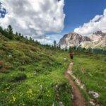 Wandern Alpen
