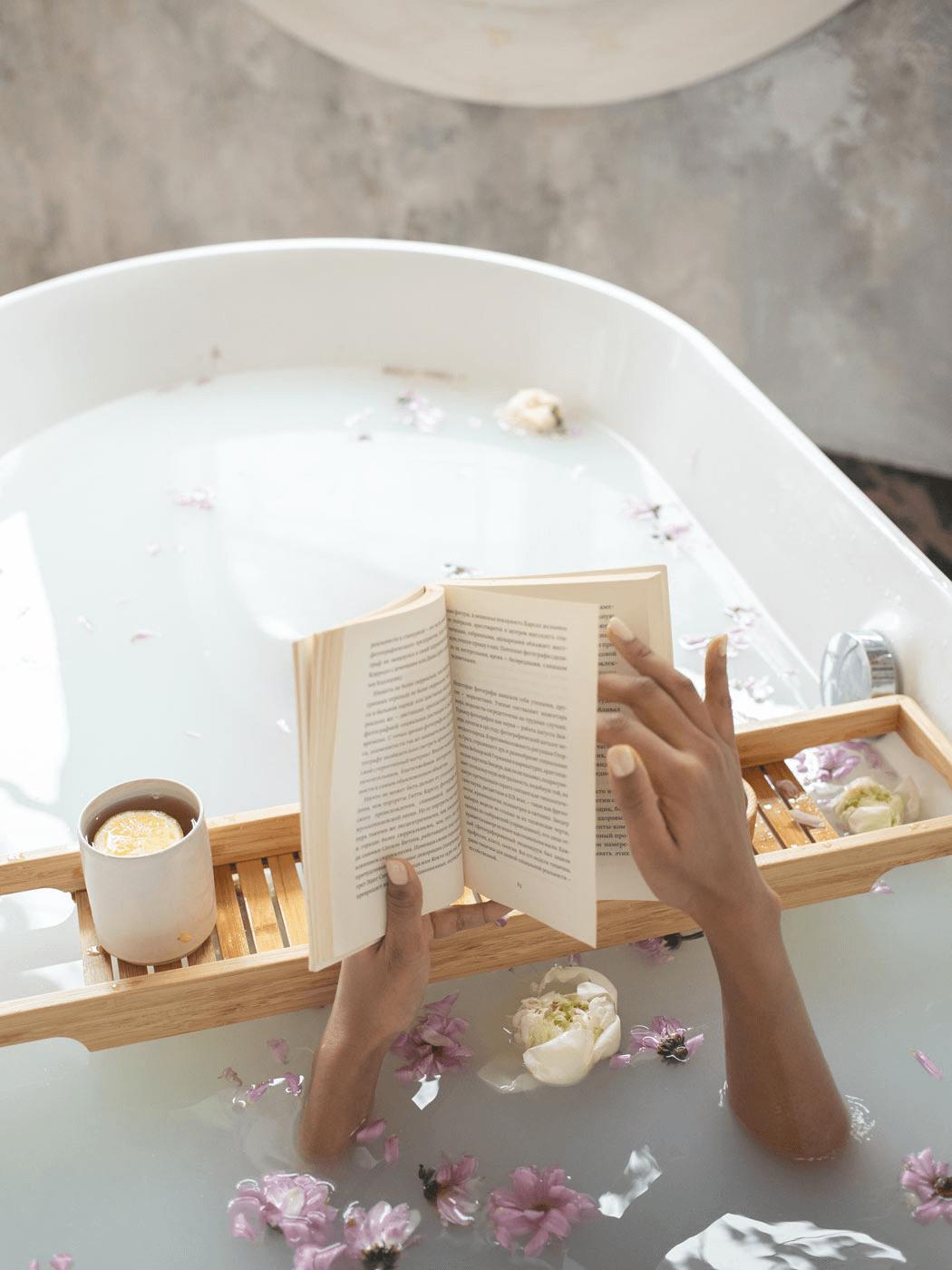 Lesen zur Entspannung
