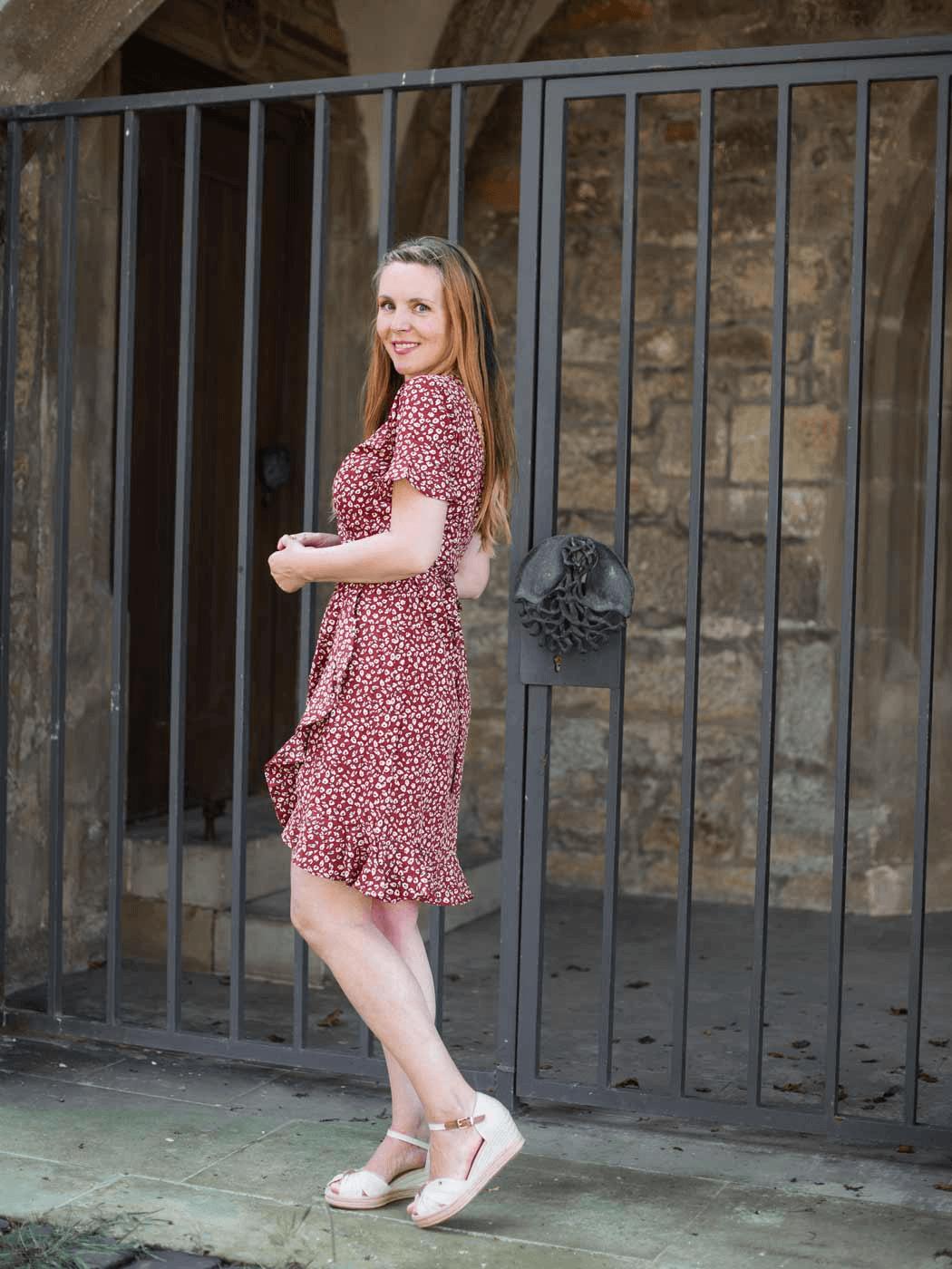 Schuhe zum Sommerkleid