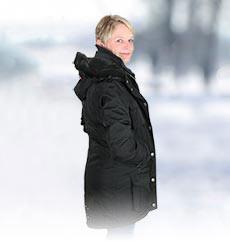 Wellensteyn Winterjacke Schneezauber Damenjacken